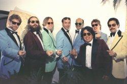 The Velvet Brothers circa 1990