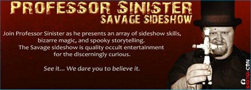 savage sideshow