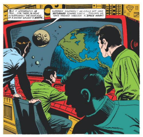 IDW Star Trek Gold Key Archives Volume 2 The Voodoo Planet page 3