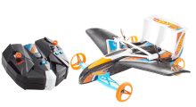 """It's cool, but the Street Hawk Flying Car is pretty much the same toy that Air Hogs has been selling for years. Also, if it can fly, why does it have the word """"Street"""" in its name?"""