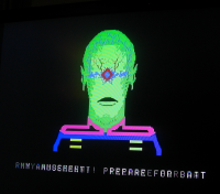 Cool Colecovision graphics