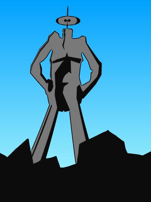 giant robot 011