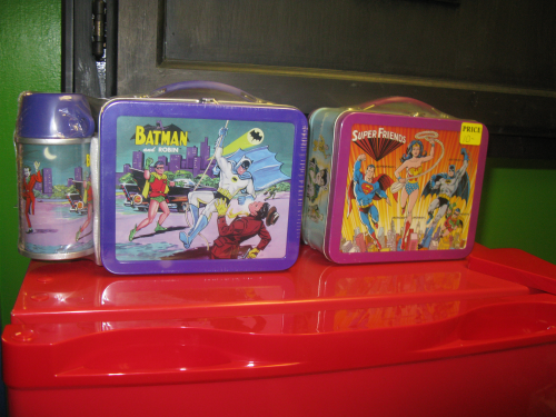 Mini lunchboxes