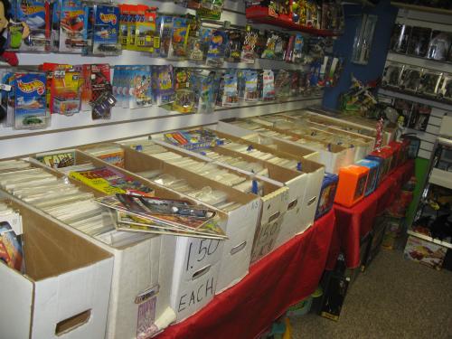 Tons of comics, cheap
