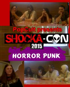 Horror punk pic